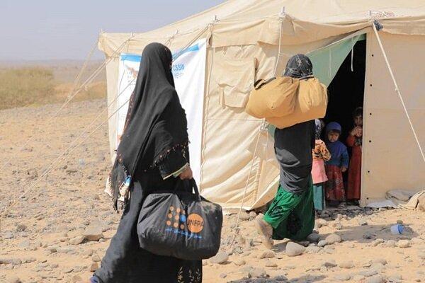 شرایط زنان باردار در یمن بسیار وخیم است