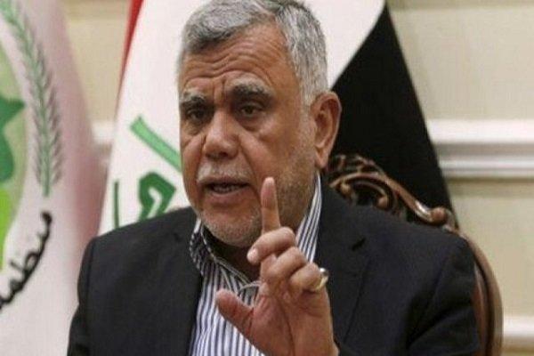 هادی العامری از عضویت مجلس عراق استعفا کرد