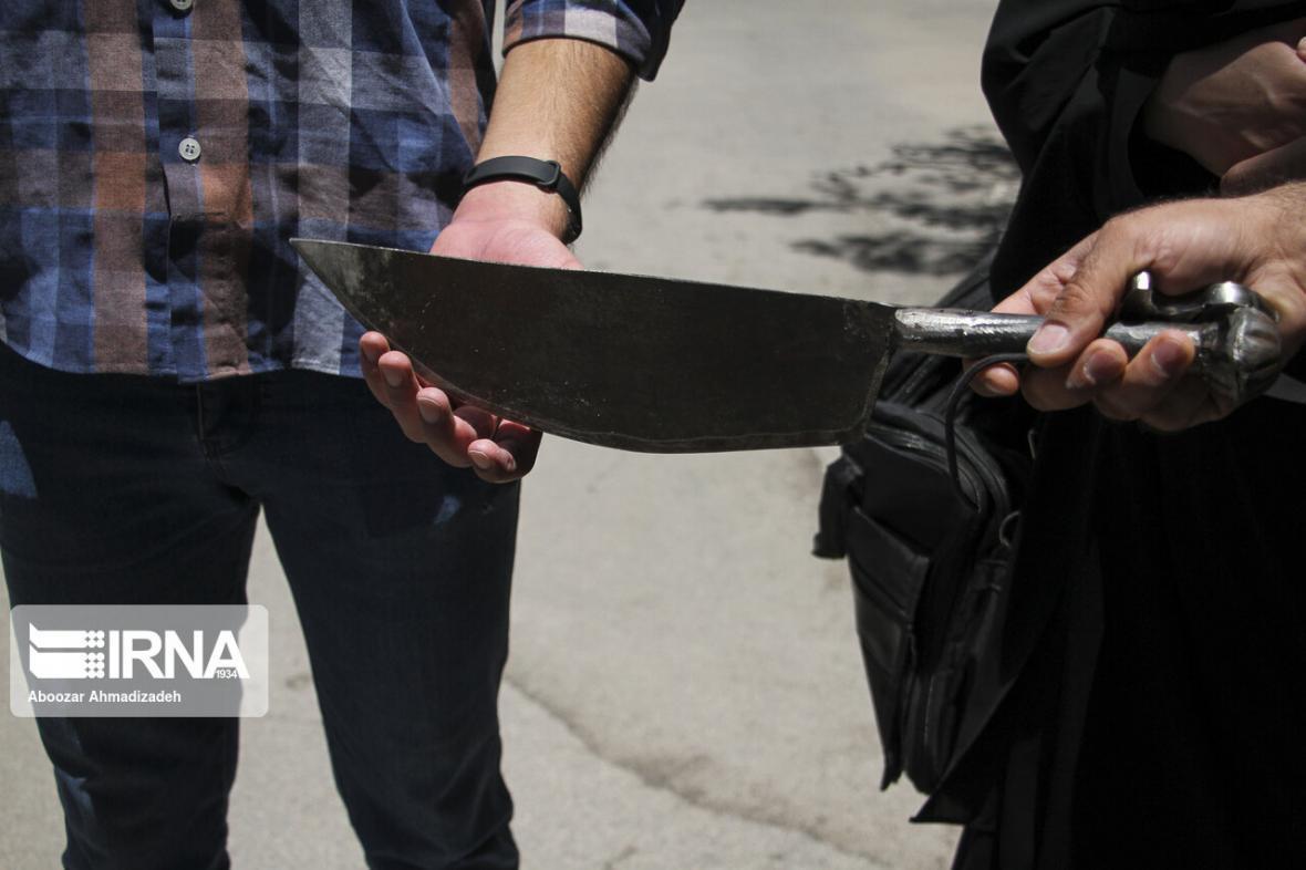 خبرنگاران دستگیری قاتل فراری در اهواز و کشف 74 فقره سرقت در خوزستان