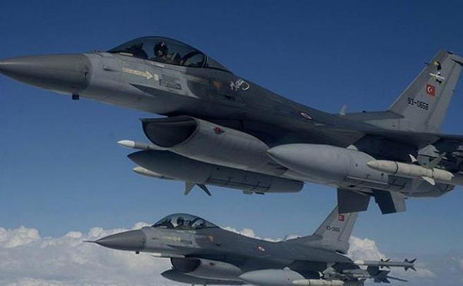 ترکیه مواضع پ ک ک در عراق را بمباران کرد