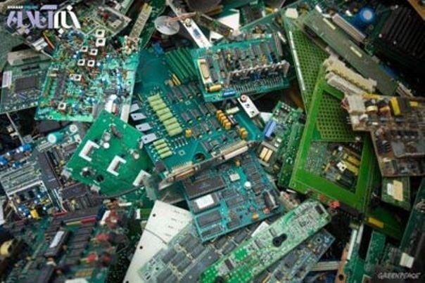 تولید 52.7 میلیون تن زباله الکترونیکی در سال 2019