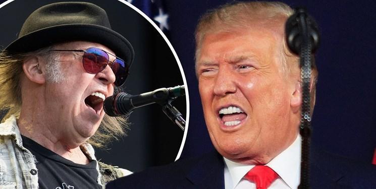 اعتراض خواننده آمریکایی به ترامپ، استفاده انتخاباتی از آثارم غیرقانونی است
