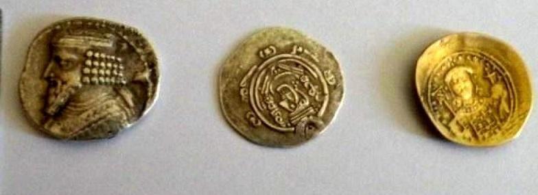 سکه های 3000 ساله در تهران کشف و 6 نفر بازداشت شدند