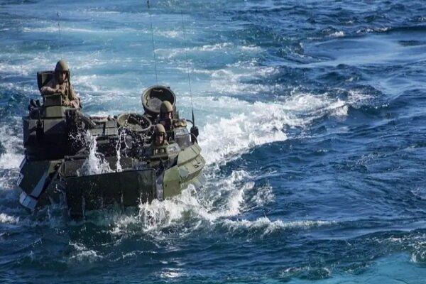 11 نظامی آمریکایی در یک رزمایش داخلی کشته، زخمی یا مفقود شدند