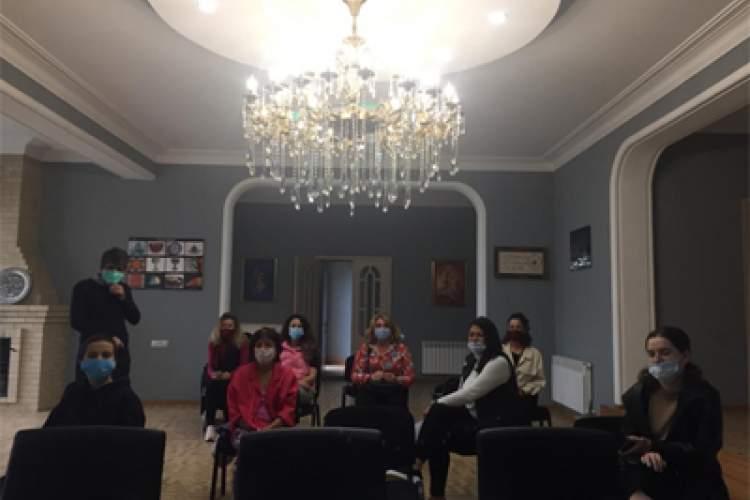 شروع دوره جدید آموزش زبان فارسی در تفلیس