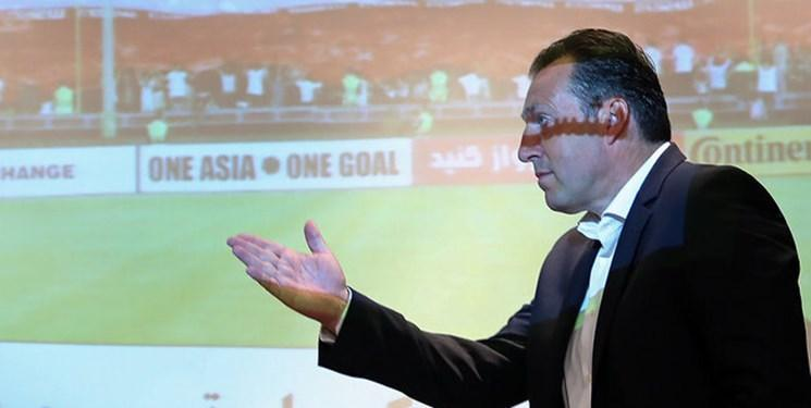 فدراسیون فوتبال:علت اصلی شکایت ویلموتس صرفا ناظر به اجرای قرارداد است و نه خود قرارداد