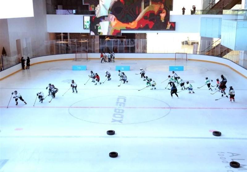 برگزاری اولین مرحله تست انتخابی تیم ملی اسکیت هاکی روی یخ بانوان