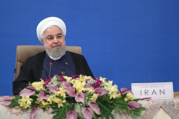 روحانی فرارسیدن سالروز استقلال تاجیکستان را تبریک گفت