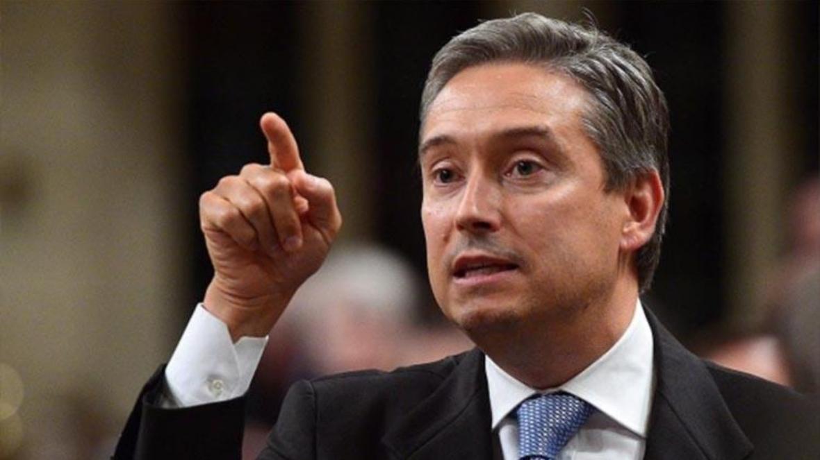 کانادا به همکاری خود با چین تاکید نمود