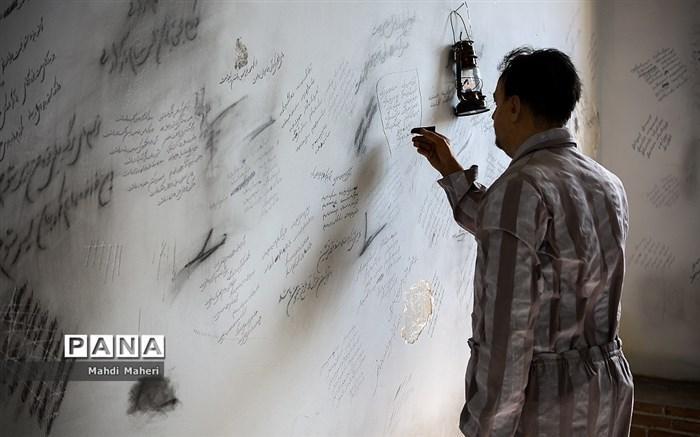 نمایشگاه گروهی هنرهای تجسمی تحت عنوان سرچشمه هنر در سایت باغ موزه قصر