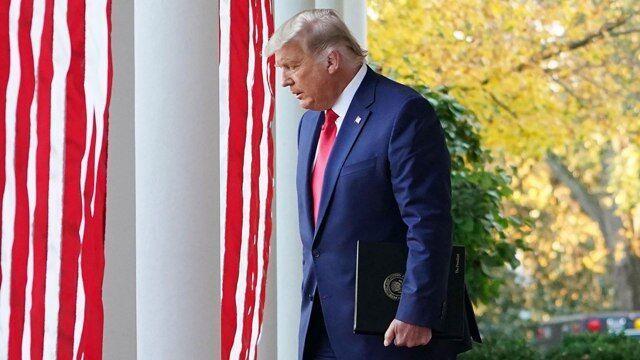 خبرنگاران سکوت کاخ سفید در خصوص حضور احتمالی ترامپ در نشست گروه 20