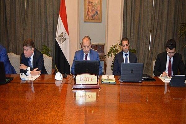 نشست عربستان، مصر، امارات و بحرین با موضوع سوریه