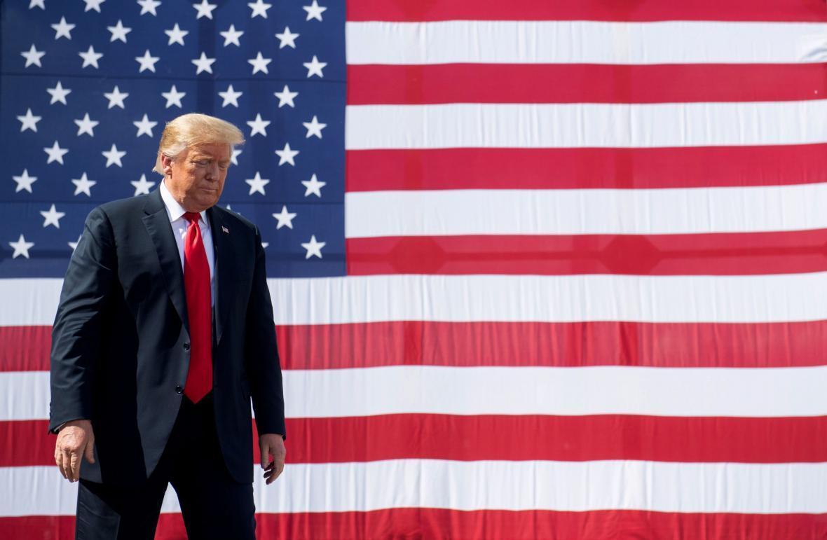 برنامه ترامپ برای مراسم تحلیف بایدن تعیین شد