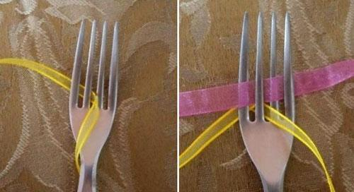 3 روش ساده برای ساخت پاپیون با روبان