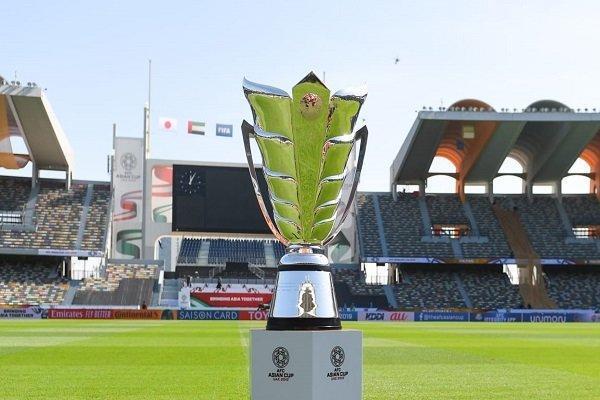 زمان برگزاری فوتبال جام ملت های آسیا رسما اعلام شد