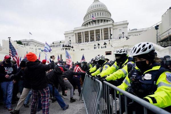 شهردار واشنگتن با هواداران ترامپ اتمام حجت کرد!