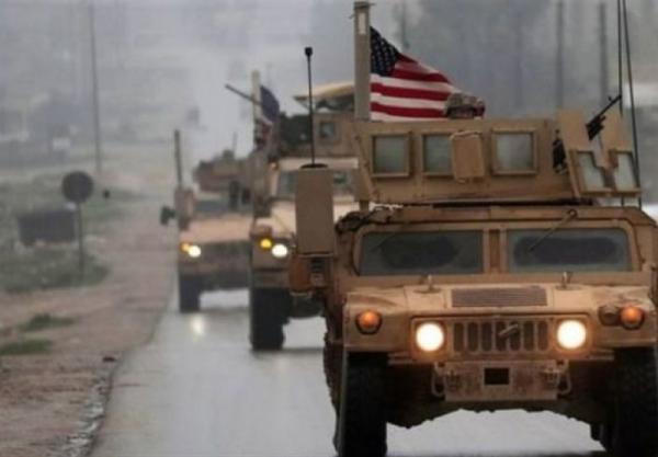 نظامیان آمریکایی یک محموله دیگر از غلات سوریه را به عراق منتقل کردند