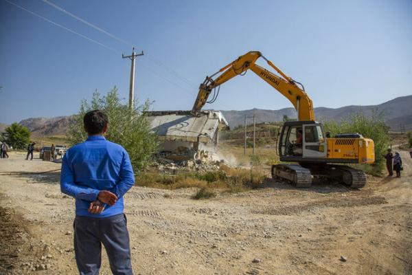 314 مورد تعرض به اراضی ملی در ایلام