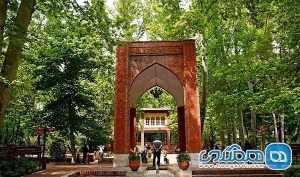 بوستان باغ ایرانی در تهران؛ نعمتی در میان آسمان خراش ها