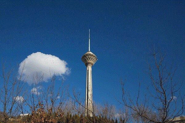 کیفیت هوای پایتخت قابل قبول است ، تهران سردتر شد خبرنگاران