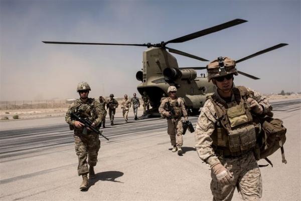 آمریکا: هنوز هیچ تصمیمی درباره نظامیان مستقر در افغانستان نگرفته ایم
