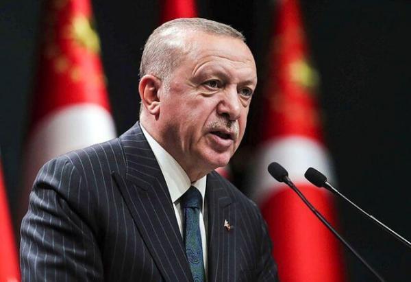 اردوغان: سخنان بایدن شایسته یک رئیس دولت نبود؛ پوتین عالی بود