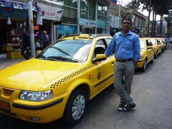 خبرنگاران تاکسی های با عمر کمتر از 10 سال باید هر 6 ماه معاینه فنی دریافت کنند