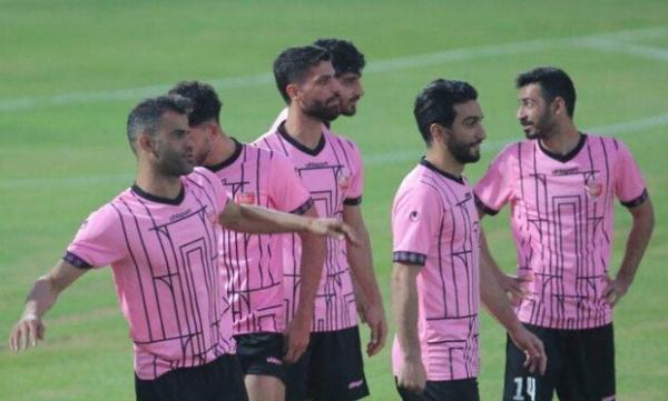 تمرین آقاوسط بازیکنان پرسپولیس قبل از بازی با گوا هند