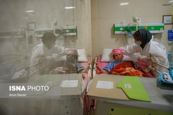 سبزوار در شرایط قرمز، 65 درصد تخت های بیمارستان واسعی پر شد