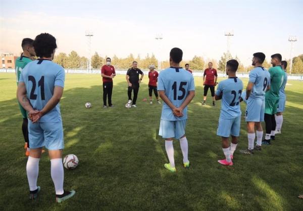 اعلام زمان برگزاری تمرین تیم ملی فوتبال با حضور خبرنگاران، برگزاری بازی با سوریه بدون تماشاگر