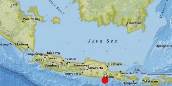 6 کشته در پی زمین لرزه 6 ریشتری اندونزی