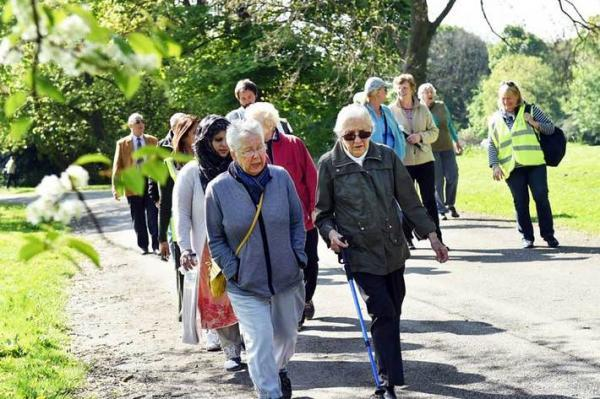 20 فایده پیاده روی برای سلامتی