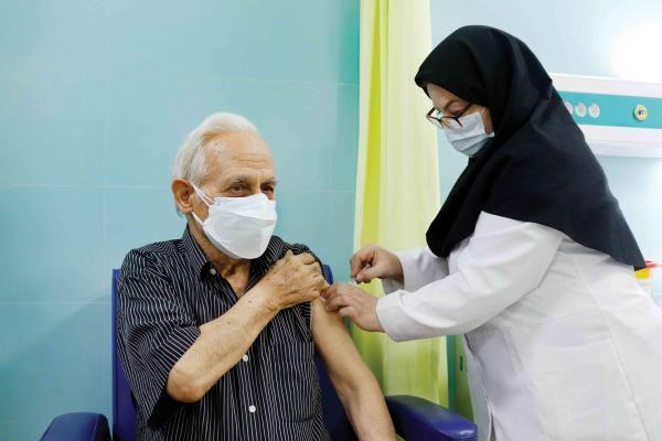 واکسیناسیون 70 درصد افراد بالای 70 سال آذربایجان شرقی
