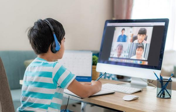 8 نکته مهم برای یاری به یادگیری بچه ها در کلاس های مجازی