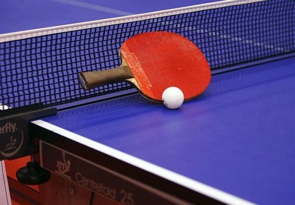 اعزام ملی پوش جوان تنیس روی میز به کمپ تمرینی آلمان