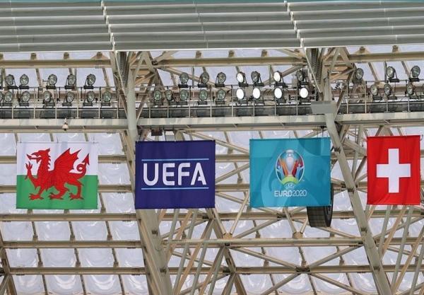 یورو 2020، ترکیب تیم های ملی ولز و سوئیس اعلام شد