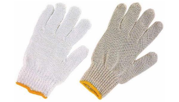 آموزش بافت دستکش پنج انگشتی با دو میل ساده