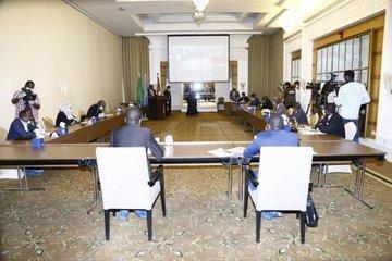 پیشرفت در مذاکرات صلح سودان، مذاکرات برای رایزنی بیشتر به تعویق افتاد