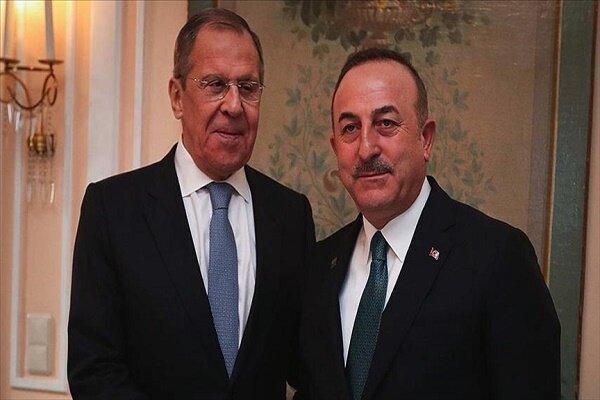 وزرای خارجه روسیه و ترکیه فردا در آنتالیا ملاقات خواهند کرد