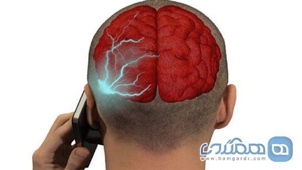تاثیرات منفی اشعه های موبایل بر مغز انسان