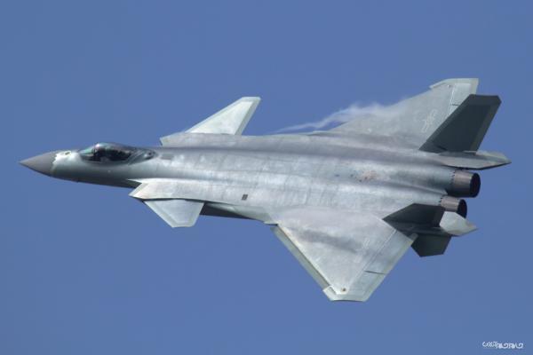 کوتاه درباره جنگنده جی20