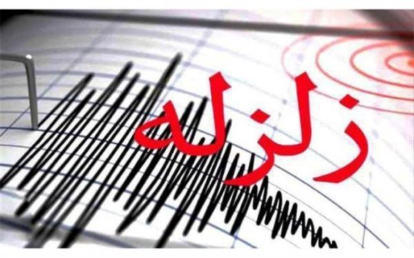 زلزله 5.2 ریشتری در گناوه؛ 4 نفر مصدوم شدند